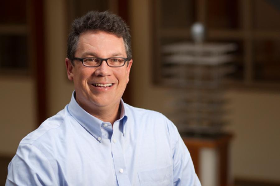 Bill Adair in the Sanford School of Public Policy, Duke University