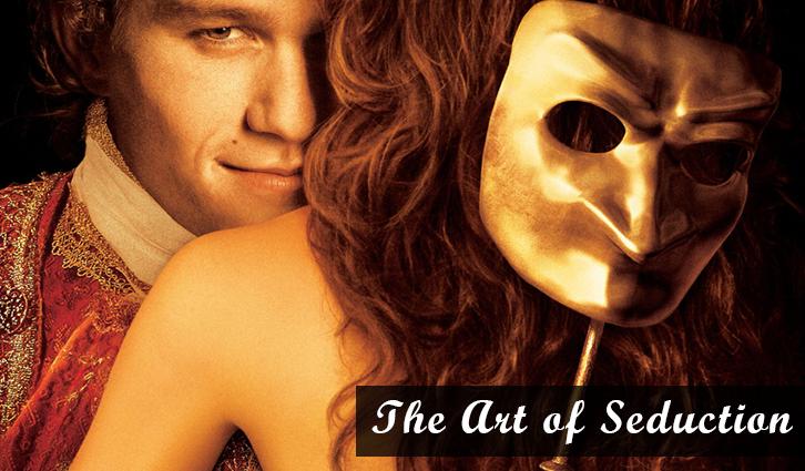 the art of seduction seducer types