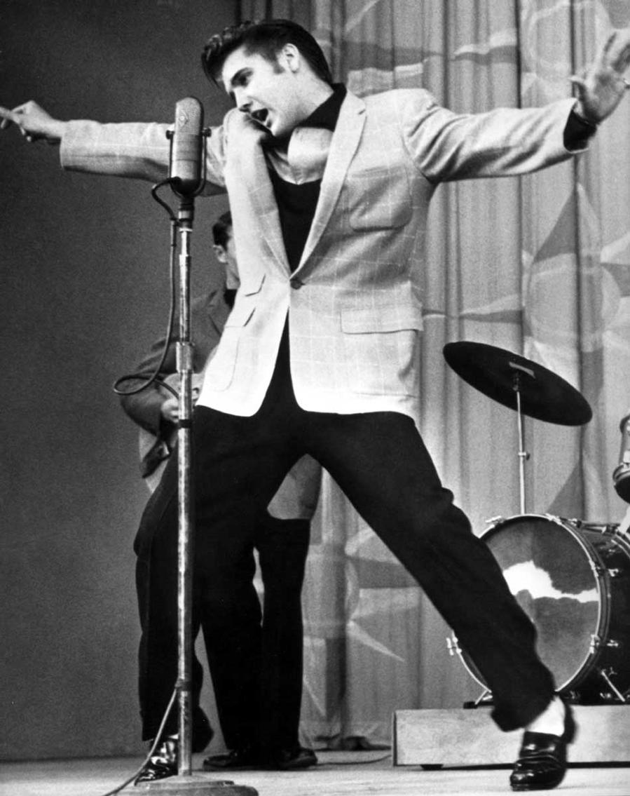 So was Elvis