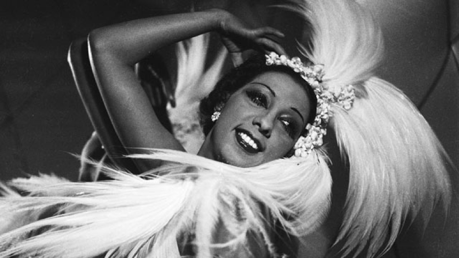 Josephine Baker – another natural who took Paris by storm in the 1920s