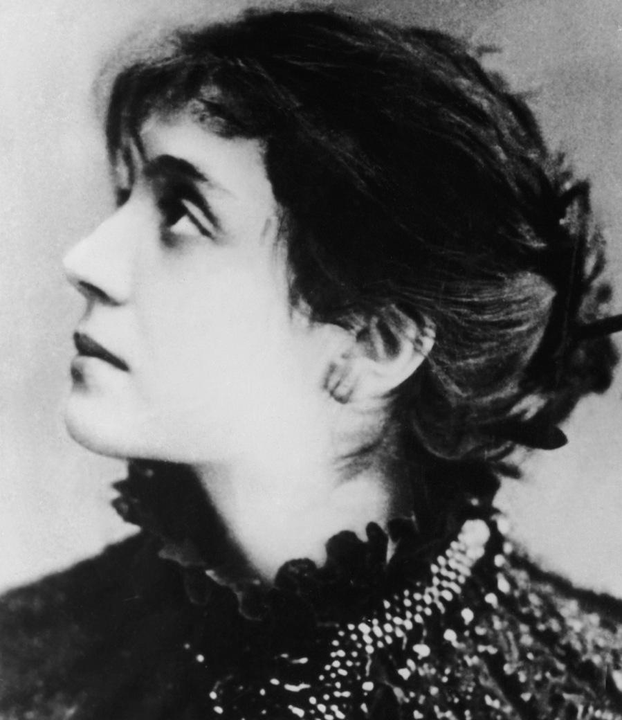 Lou Andreas-Salomé who captivated Nietzsche, Freud and Rilke