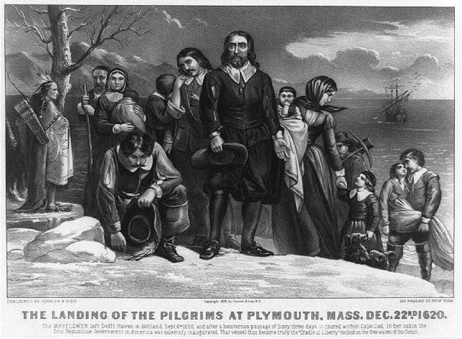 geneva-pilgrims-at-plymouth