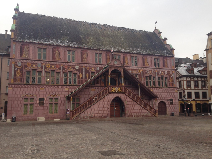 Mulhouse townhall