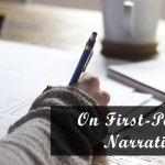 first-person narration
