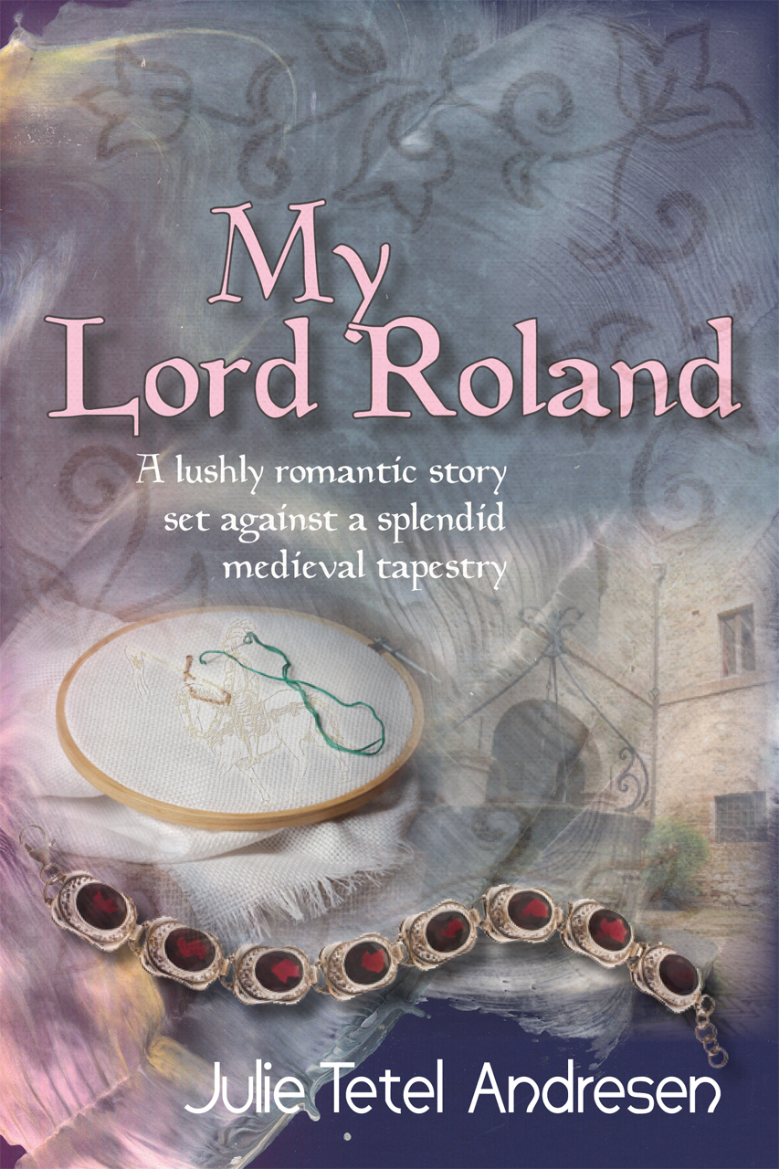 My Lord Roland medieval romance novel