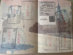 Go, little book passport