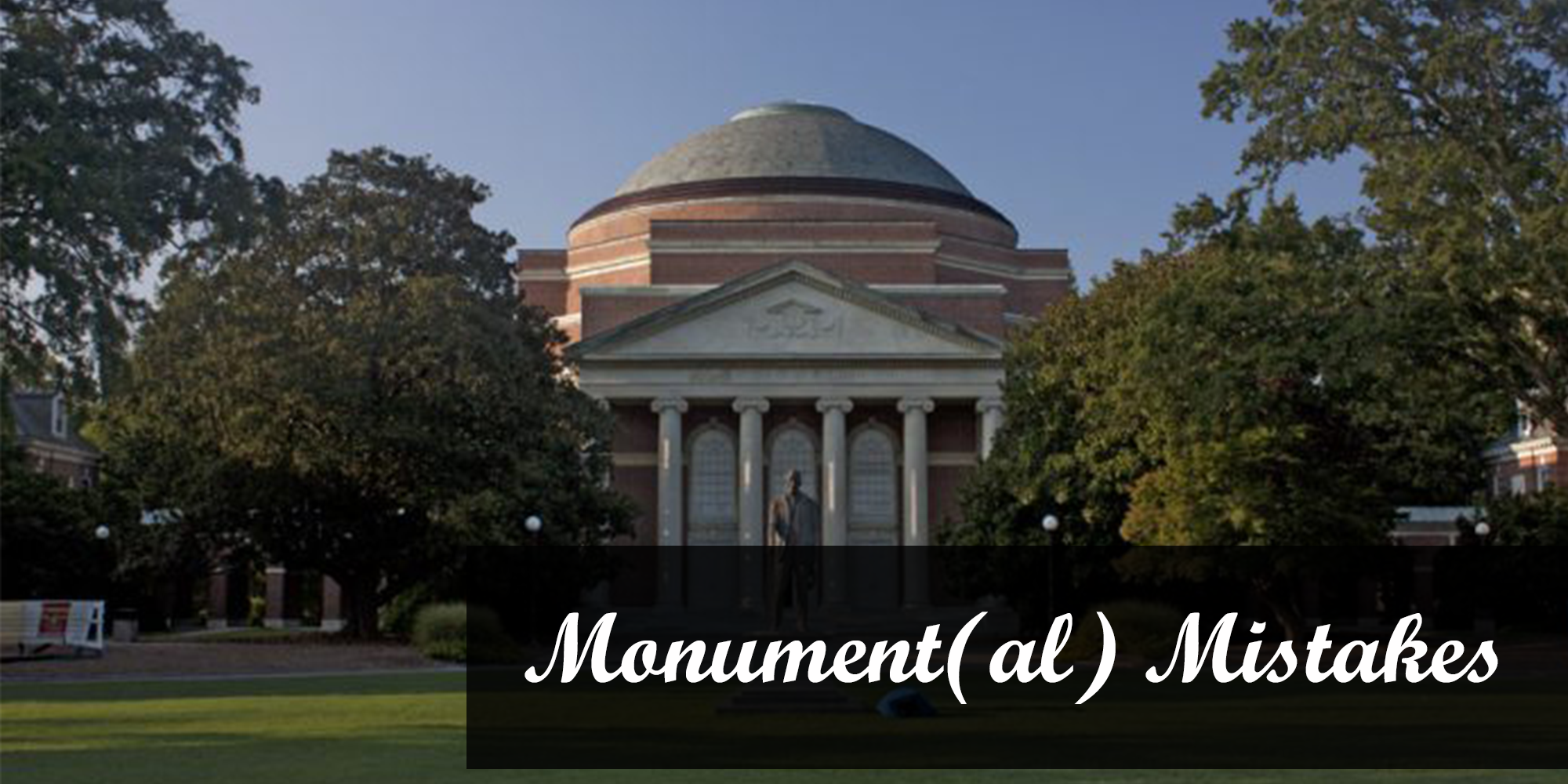 Duke university professor reflects on Confederate monuments