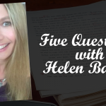 Five Questions for Authors with a Book Editor