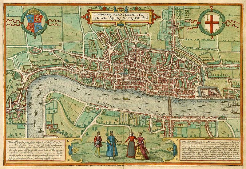 17th-Century London