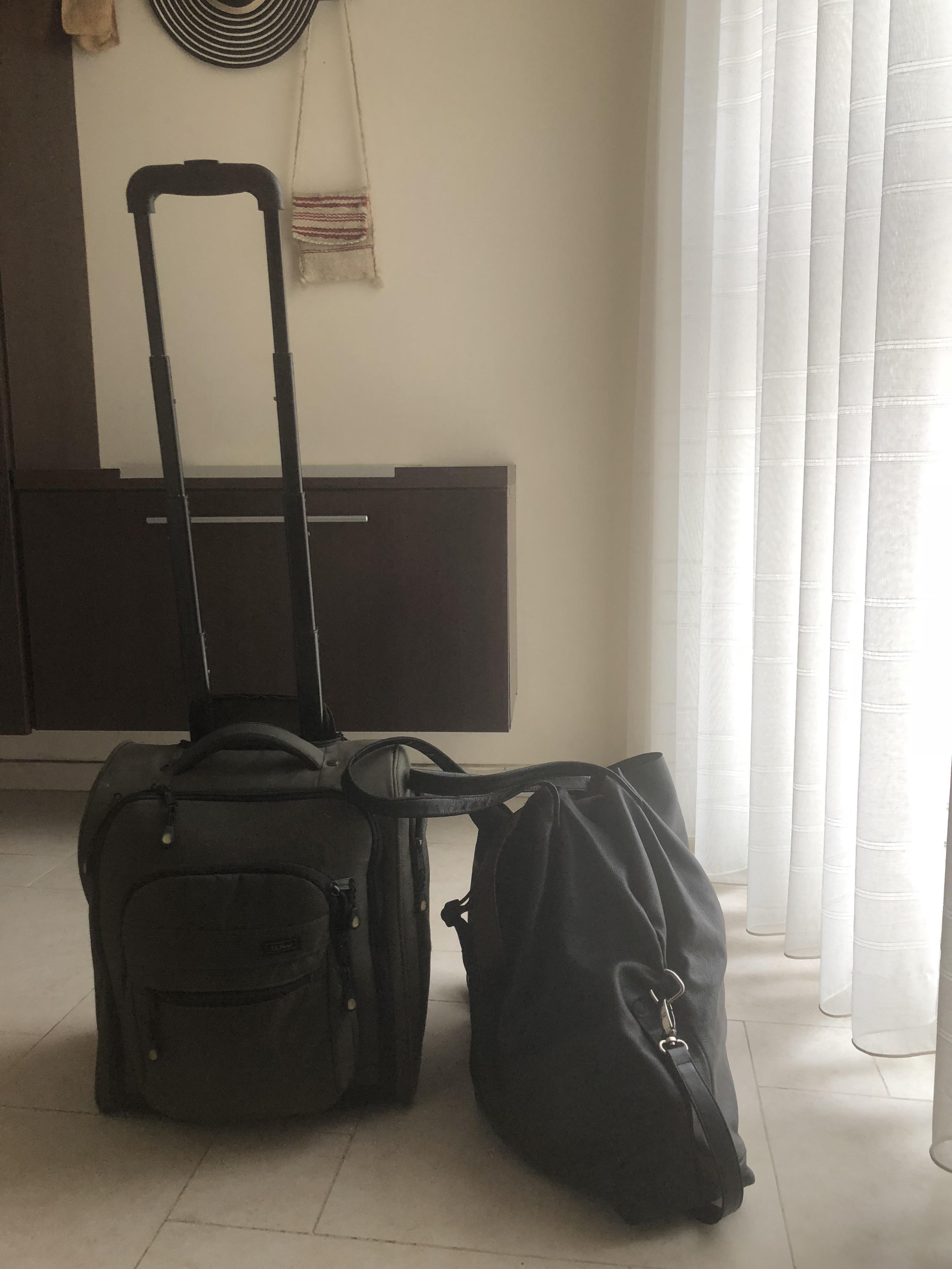 leaving Bucharest