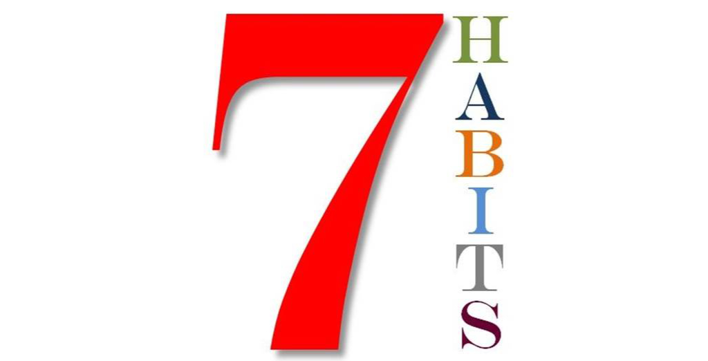 Image result for seven  good habits  clipart