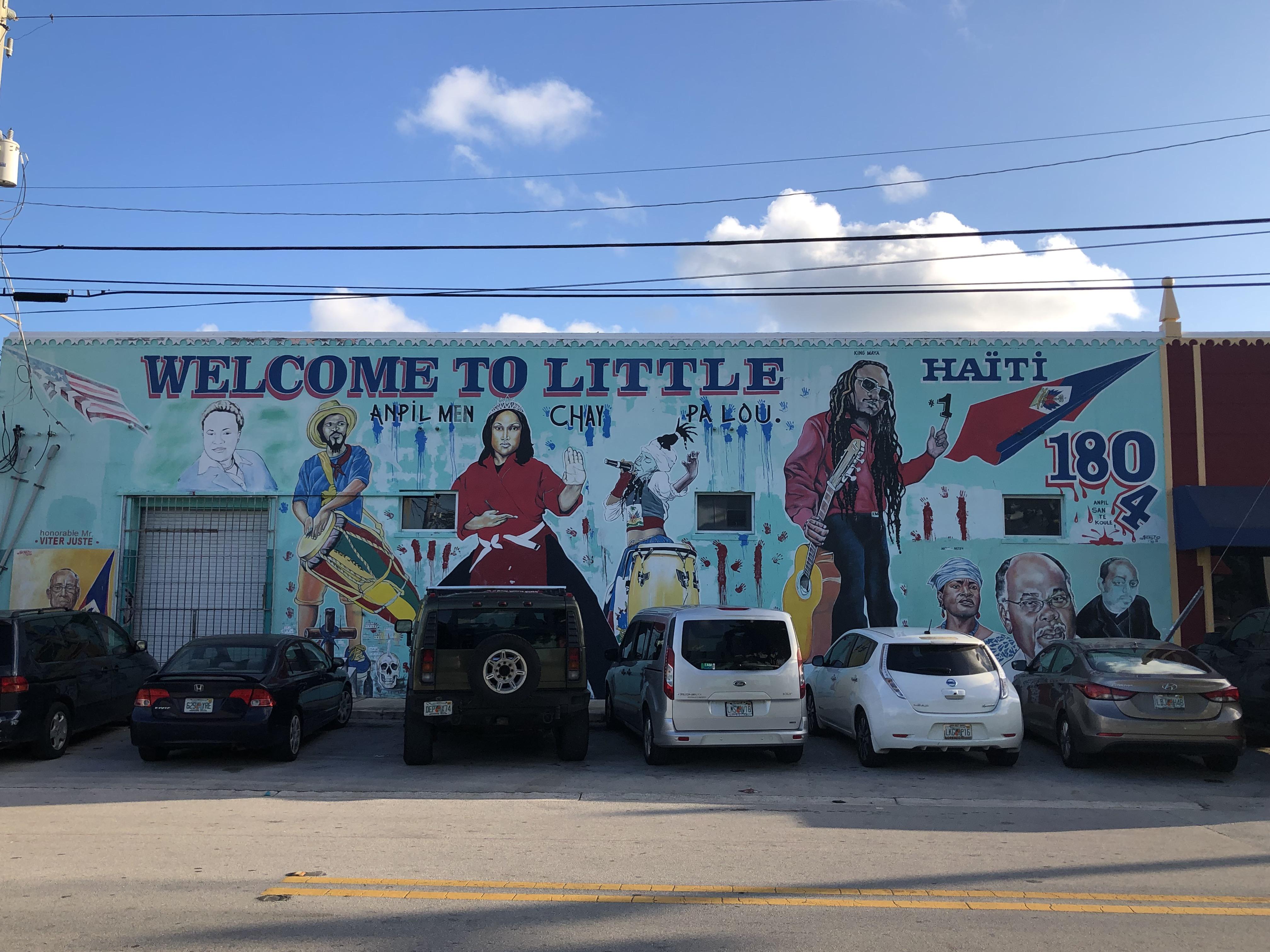 Little Haiti