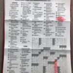 crossword clue envy